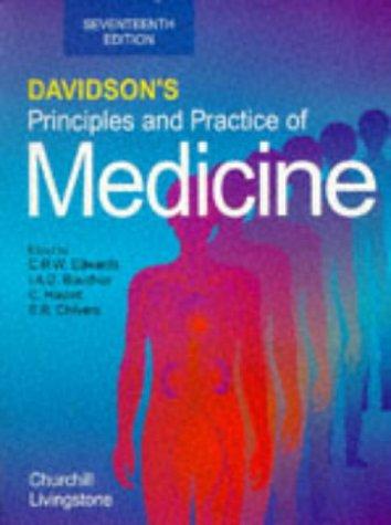 Davidson's Prin/Prac of Medicine 17/E 9780443049613