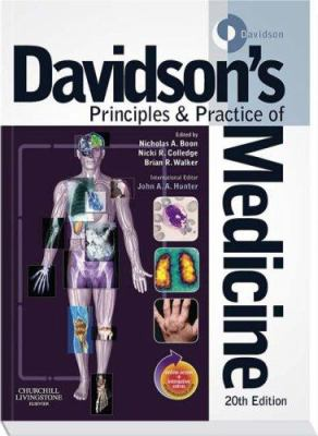 Davidson's Principles & Practice of Medicine 9780443100574