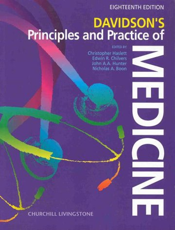 Davidson's Principles and Practice of Medicine 9780443059445