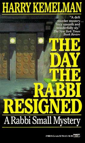 Day the Rabbi Resigned 9780449219089