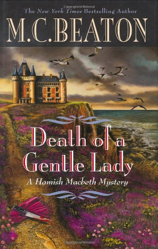 Death of a Gentle Lady 9780446582605