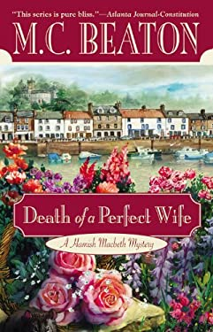 Death of a Perfect Wife 9780446614733