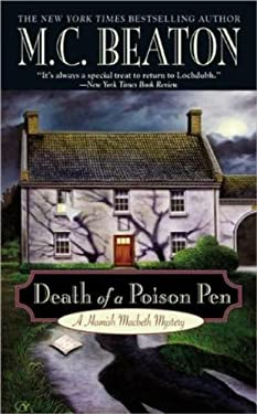 Death of a Poison Pen 9780446614894