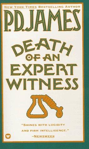 Death of an Expert Witness 9780446314725