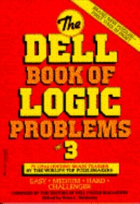Dell Book of Logic Problems-P461014/10 9780440500681