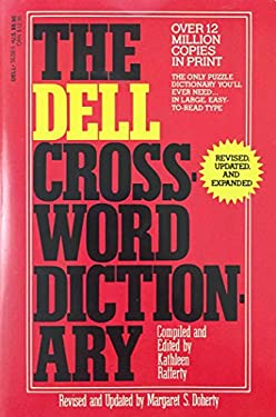 Dell Crossword Dictionary 9780440563181