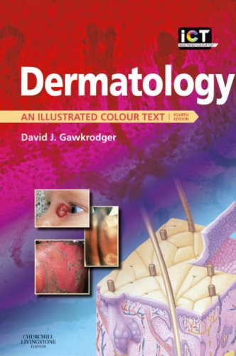 Dermatology: An Illustrated Colour Text 9780443104213