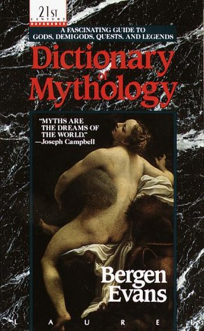 Dictionary of Mythology 9780440208488