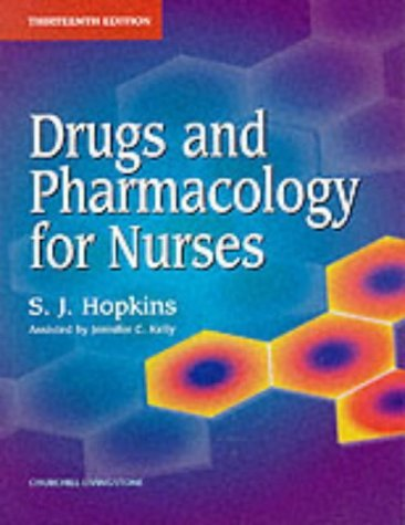 Drugs and Pharmacology for Nurses 9780443060083