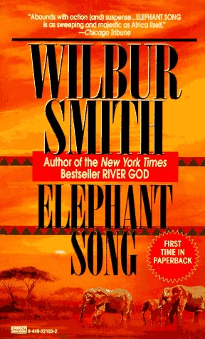 Elephant Song 9780449221037