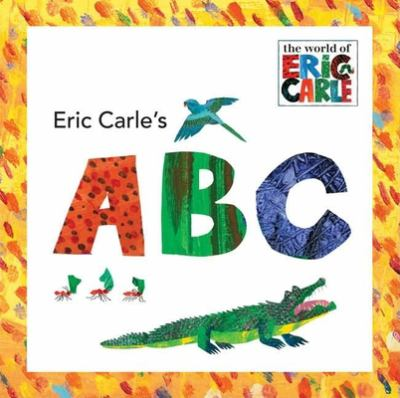Eric Carle's ABC 9780448445649