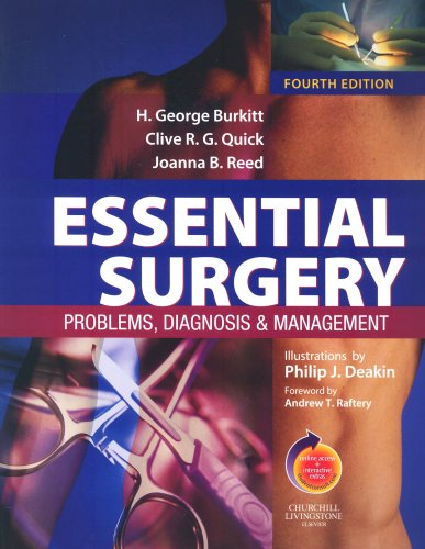 Essential Surgery: Problems, Diagnosis & Management 9780443103452
