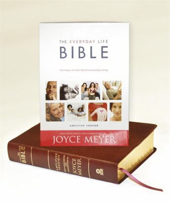 Amplified Everyday Life Bible-AM: The Power of God's Word for Everyday Living 9780446578257