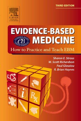 Evidence Based Medicine 9780443074448