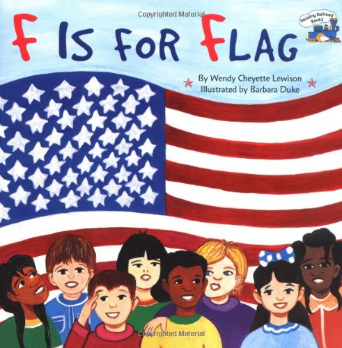 F Is for Flag 9780448428383