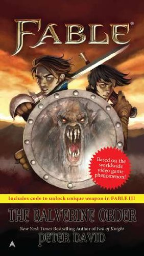 Fable: The Balverine Order 9780441020065