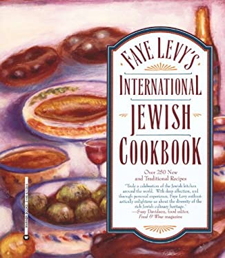Faye Levy's International Jewish Cookbook 9780446671262