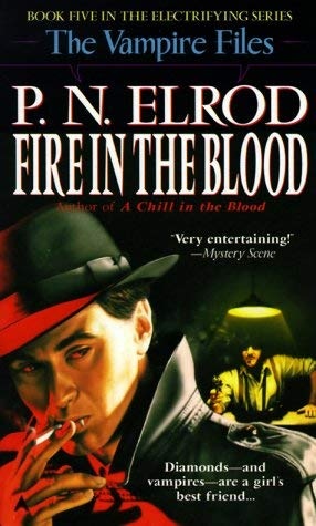 Fire in the Blood 9780441859467