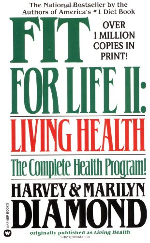 Fit for Life II: Living Healthy 9780446358750