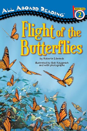 Flight of the Butterflies 9780448453965
