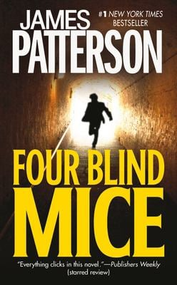 Four Blind Mice 9780446613262