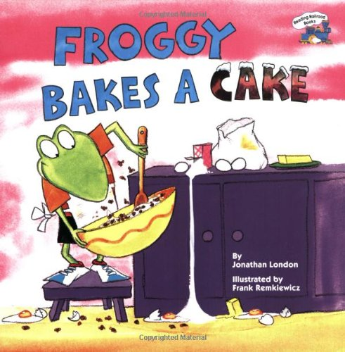 Froggy Bakes a Cake 9780448421537