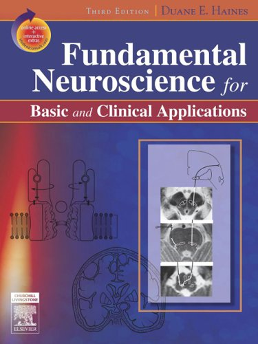 Fundamental Neuroscience for Basic and Clinical Applications: With Student Consult Online Access [With CDROM] 9780443067518