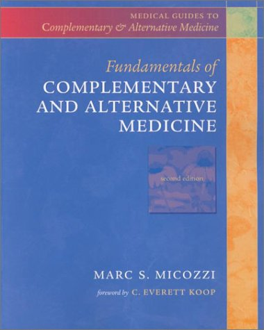 Fundamentals of Complementary and Alternative Medicine 9780443065767