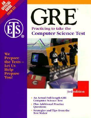 GRE Computer Science 9780446396288