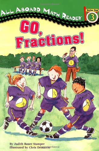 Go, Fractions! 9780448431130