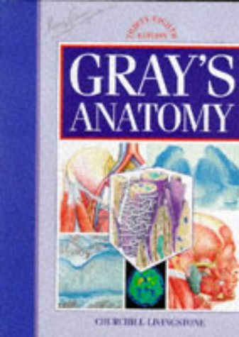 Gray's Anatomy: The Anatomical Basis of Medicine and Surgery 9780443045608