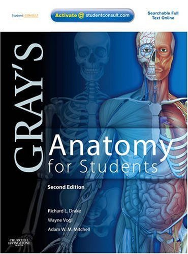 Gray's Anatomy for Students [With Student Consult] 9780443069529