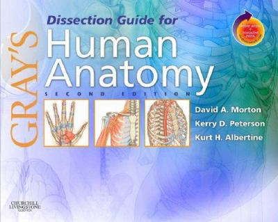Gray's Dissection Guide for Human Anatomy: With Student Consult Online Access 9780443069512