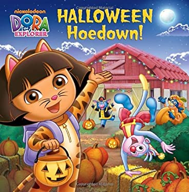 Halloween Hoedown! (Dora the Explorer) (Pictureback(R)) 9780449817629
