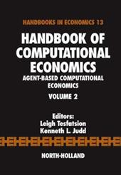 Handbook of Computational Economics, Volume 2: Agent-Based Computational Economics 1415788