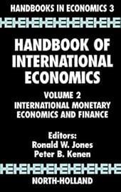 Handbook of International Economics: International Monetary Economics and Finance 1421029