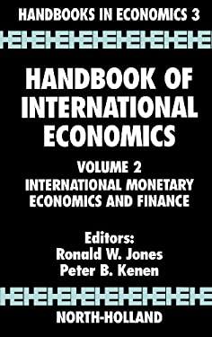 Handbook of International Economics: International Monetary Economics and Finance 9780444867933