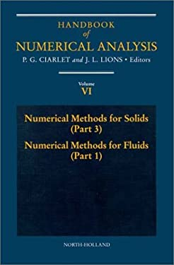 Numerical Methods for Solids (Part 3) Numerical Methods for Fluids (Part 1) 9780444825698