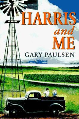 Harris and Me: A Summer Remembered 9780440409946