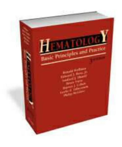 Hematology: Basic Principles and Practice 9780443079542