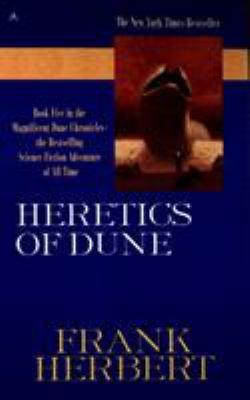 Heretics of Dune 9780441328000