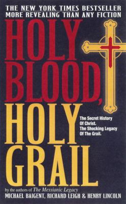 Holy Blood, Holy Grail 9780440136484