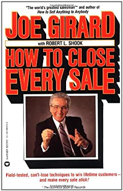 How to Close Every Sale 9780446389297