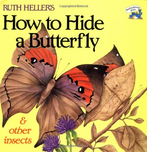 How to Hide a Butterfly and Other Insects 9780448404776