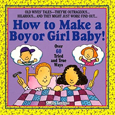 How to Make a Boy or Girl Baby 9780440507093