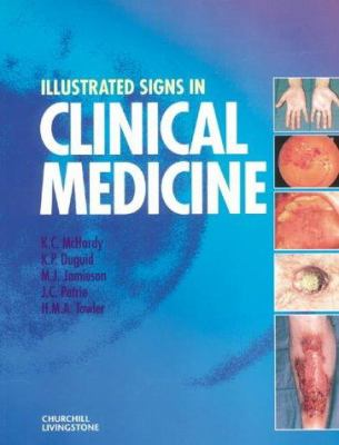 Illustrated Signs in Clinical Medicine 9780443055454