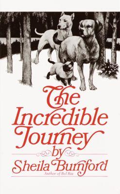 Incredible Journey 9780440226703