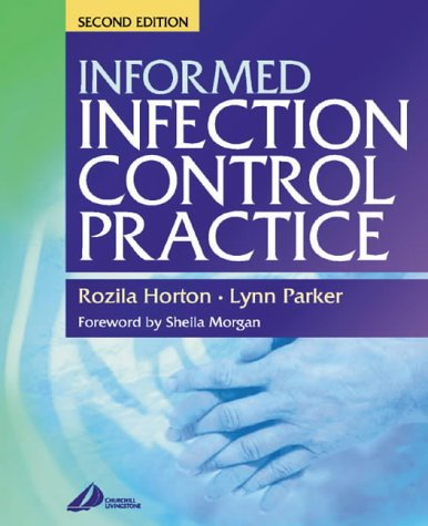 Informed Infection Control Practice 9780443071027
