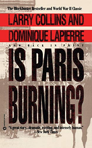 Is Paris Burning 9780446392259