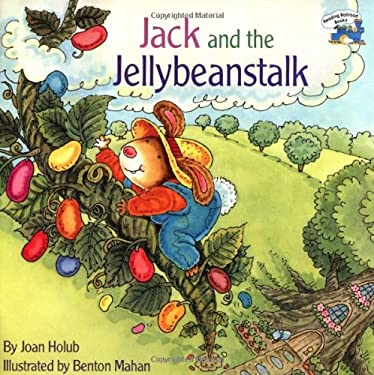 Jack and the Jellybeanstalk 9780448426570